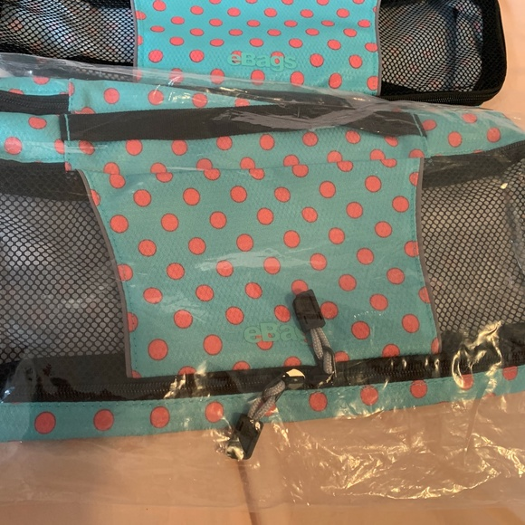 ebags 2 SETS (3 PC EA) PACKING CUBES. LIKE NEW.